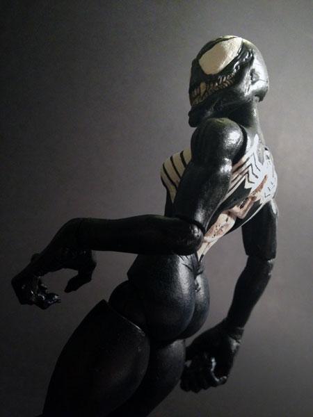 Details about marvel legends she venom spider man custom action figure